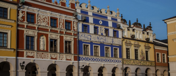 Old City of Zamosc