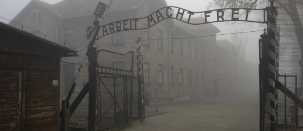Auschwitz Birkenau. German Nazi Concentration and Extermination Camp (1940-1945)