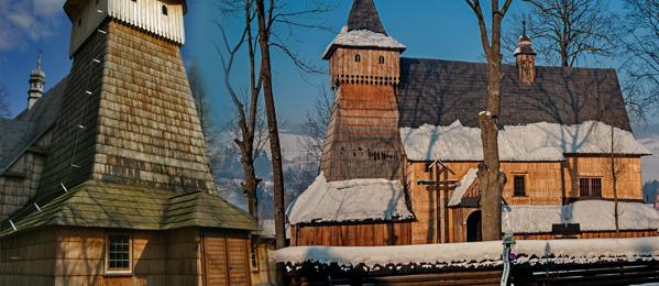 Wooden Churches of Southern Malopolska - Binarowa, Blizne, Debno, Haczow, Lipnica Murowana, Sekowa