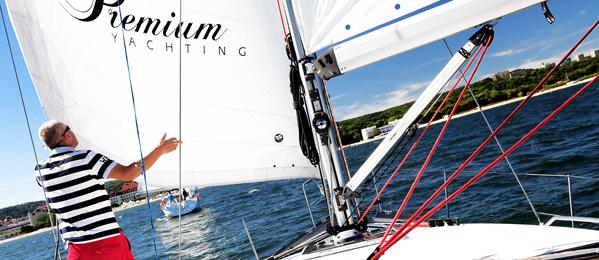 Luxury business - Polish yachts